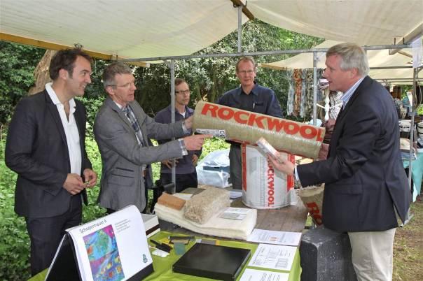 Kraam Duurzaam Diepenveen op lentefair Diepenveen 2012