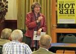 Agnes Brinkhof, van Duurzaam Diepenveen aan het woord
