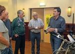Lammertink geeft info over de e-fiets